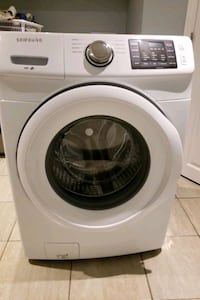 Samsung 5.2 cubic feet Front Load Washer Milton