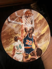 "1985 Basketball Avon ""Moments of Victory"""