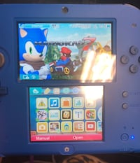 NINTENDO 2DS ONLY USED 2 WEEKS 42 km
