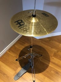 "Meinl HCS 14"" Hi Hats with Stand"