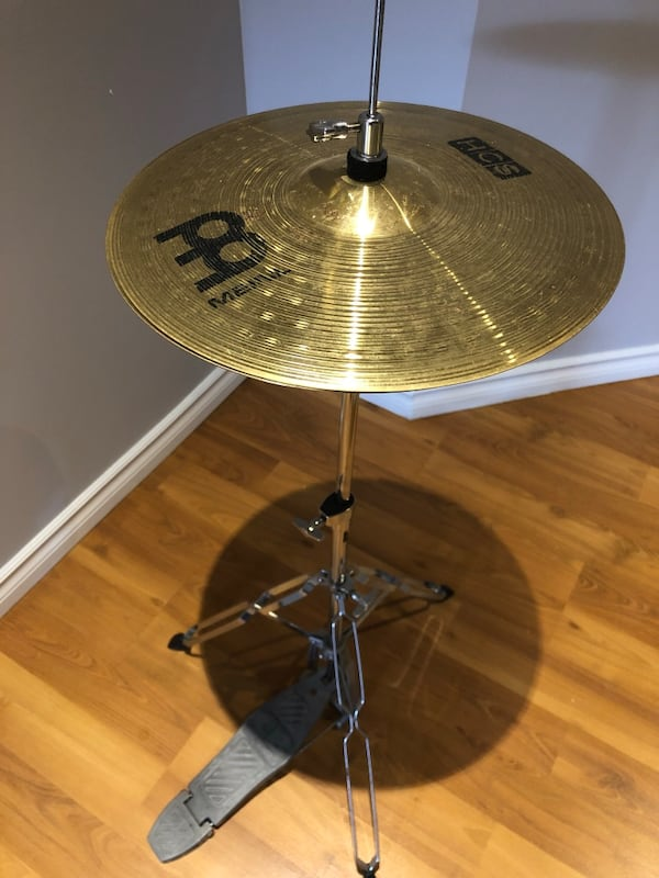 "Meinl HCS 14"" Hi Hats with Stand fabfb704-61ed-4e13-8947-adc9c34689b0"