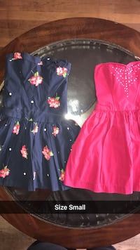 Very cute Abercrombie dresses size Small Stone Park, 60165