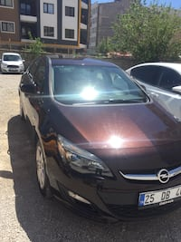 2015 Opel Astra HB EDITION 1.6 115 PS MT