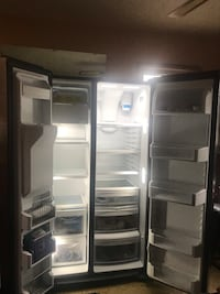 GE cafe side by side Refrigerator