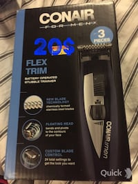 black and blue Bissell upright vacuum cleaner box Halifax, B3N 2Y8