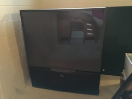 "Toshiba 55"" Projection TV"