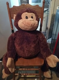 brown monkey plush toy Pinellas Park, 33782