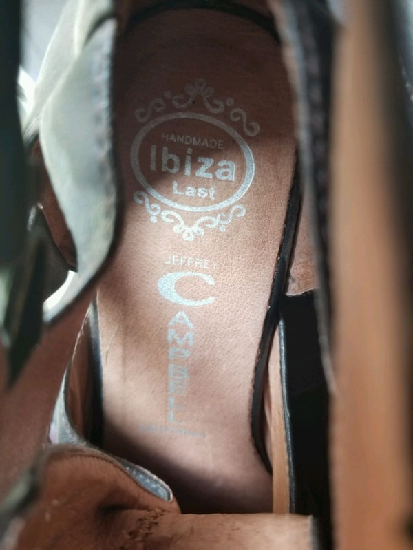 SALE! ONLY $20 Jeffrey Campbell leather boots ac4f5498-bed1-4ef5-83ad-f553534d2b91