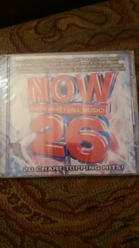 NOW THAT'S WHAT I CALL MUSIC 26 (CD) NEW!