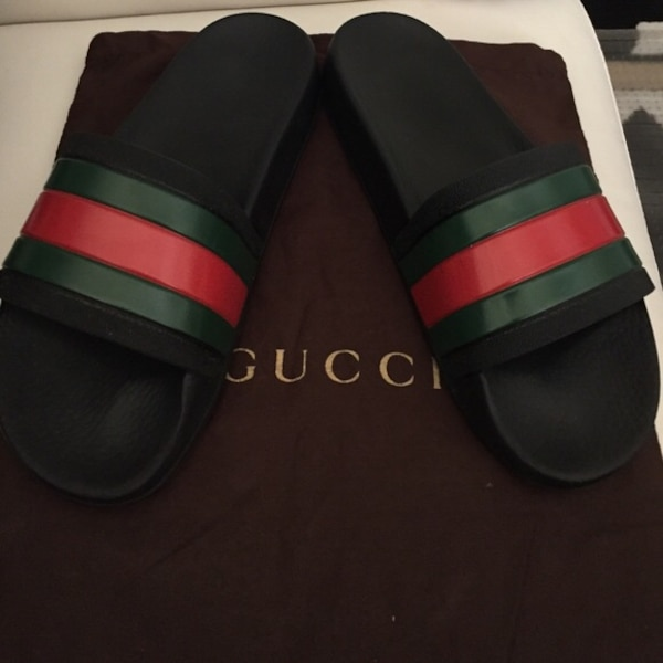 21f12d857516 Used Gucci flip flops for sale in Chandler - letgo