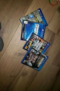 Ps4 games, sb for which one you want