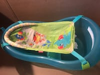 Baby's blue and green bather Riverdale, 20737