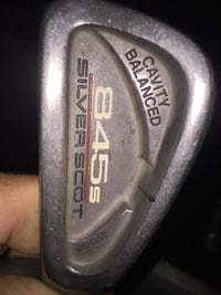 RH Tommy Armour 845s Silver Scot Irons 2330 mi