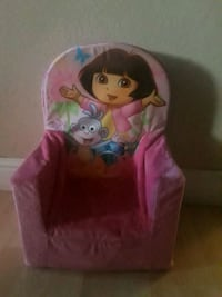 Dora and boots kids cushion chair Concord, 94521