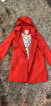 Kate spade rain jacket  San Francisco, 94107