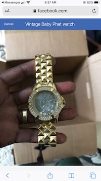 Baby Phat watch