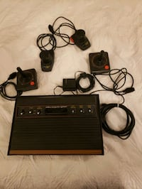 Video computer system by atari.