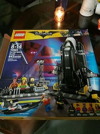 Lego batman opened box  Shelton, 06484