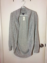 Gray cardigan  Winnipeg, R2X 1S2