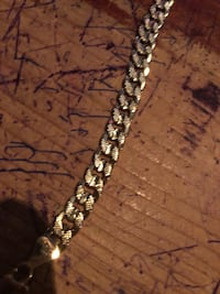 14k Gold Plated Cuban link chain New York, 10019
