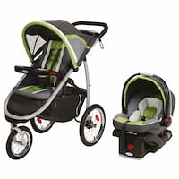 Graco Snugride 35 stroller and car seat  Washington