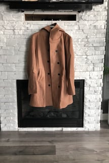Brand new wool coat