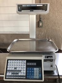 Digi sm 90 scale with printer Whittier, 90605
