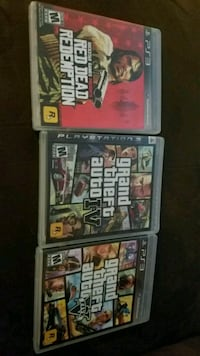 Ps3 games Lowell