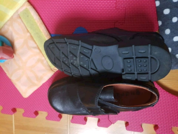 Boy shoes, used one time.