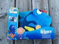 Whispering Waves Dory Toy