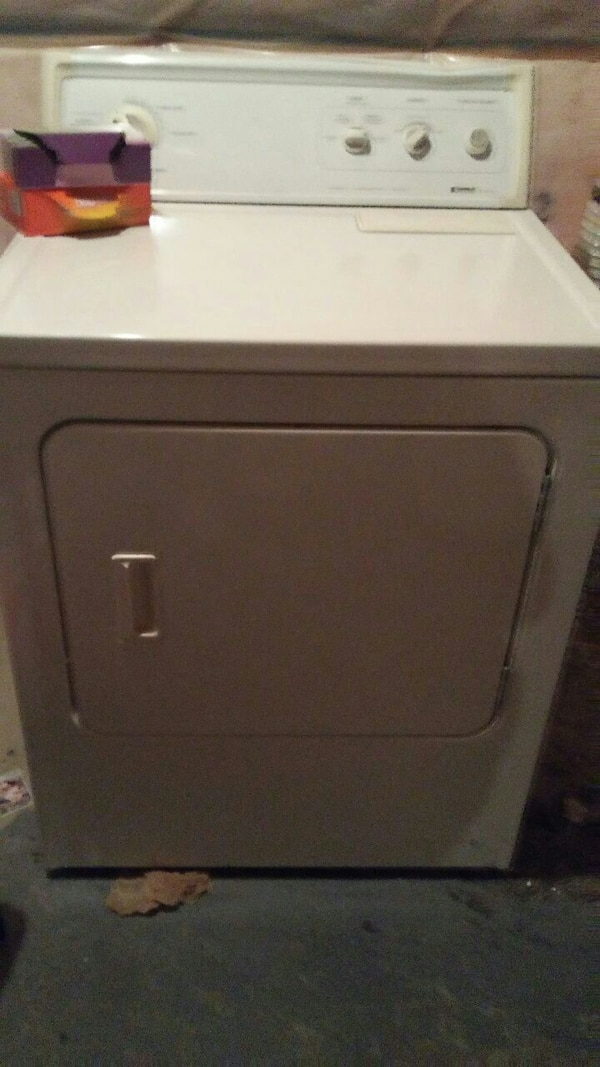 Kenmore 80 Series Washer and Dryer  3a011286-20f1-4dcf-bbab-f270c2801433