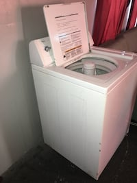white top-load clothes washer Orlando, 32812