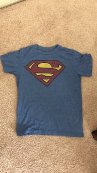 Kids L Superman Tee Chantilly, 20151