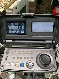 PDW-V1 XDCAM Professional Disc Field Viewer - Sony Pro   Toronto