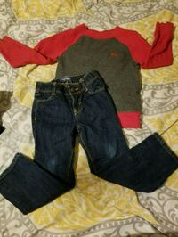 10$ outfits toddler boys  Victorville, 92395