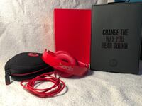 WIRED Red beats by dr Burlington, L7L 6S9