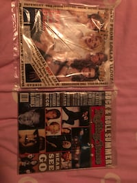 Collectable 90s Rolling Stone Magazines Calgary, T3A 4R4