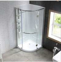 OVE Decors Amber 38 in. x 38 in. x 81 in. Shower Cheshire, 06410