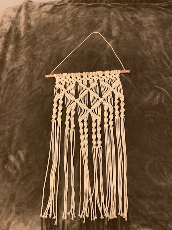 Used Macrame Wall Hanging For Sale In Travelers Rest Letgo