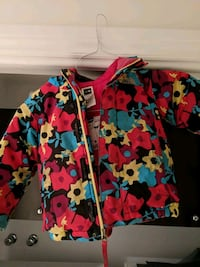North face winter jacket used size 3T/3B