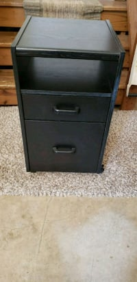 2 Drawer Filing Cabinet on Wheels  Virginia Beach, 23464