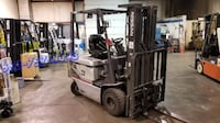 Clark Forklift Stock # UE6670 Electric CHICAGO
