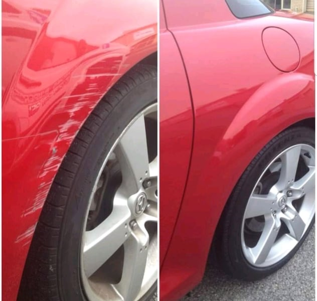 REMOVE SCRATCHES, RUST REPAIRS, PROTECTION WRAPS & f45632f2-c507-4a8e-aee3-72203313fcbb