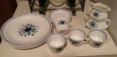 Adams by Wedgewood dishes