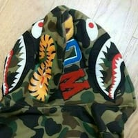 Bape Shark  Paris, 75006