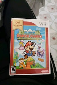 Super Paper Mario for wii