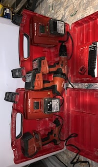 HILTI set  Welland, L3B 2N6
