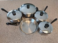 Revere Ware Stainless Steel Cookware Urbandale
