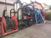Power washer and truck mount steam Scottsdale, 85260
