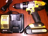 green and black Ryobi cordless power drill Tolleson, 85353